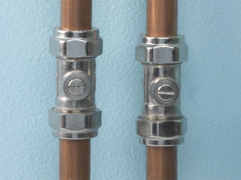 Locate Isolator valve